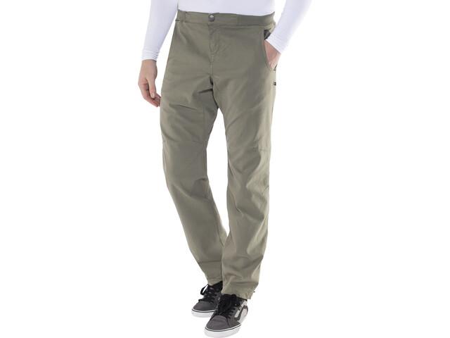 E9 Sicchie Pantalones Hombre, warm grey
